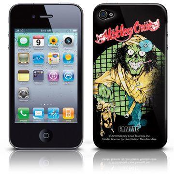 Mötley Crue - IPhone Cover 4g