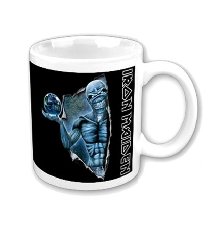Iron Maiden - Different World - Mug
