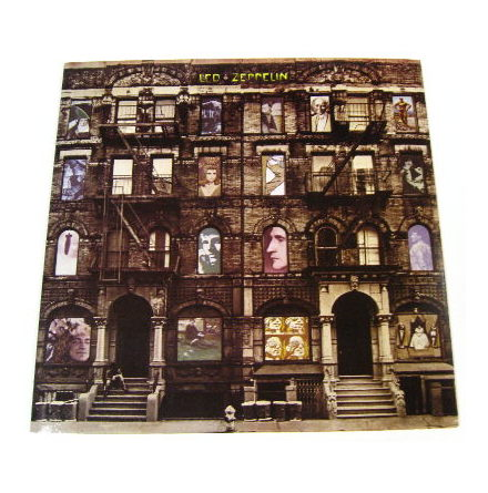 LP - Led Zeppelin - Physical Graffiti