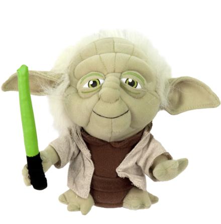 Plush Doll - Yoda