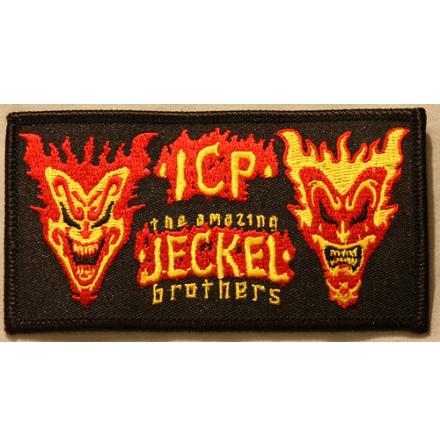 Insane Clown Posse - Jeckel Brothers - Tygmärke