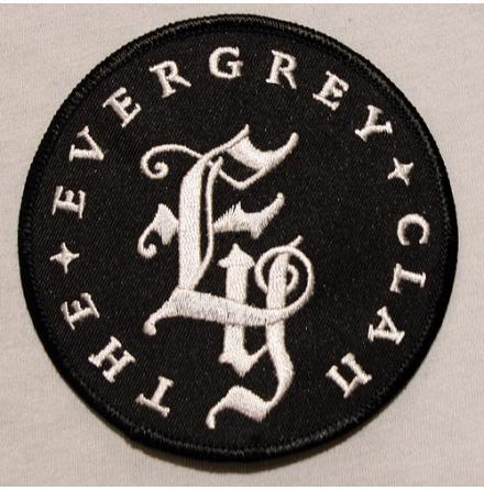 Evergrey - Clan - Svart - Tygmärke