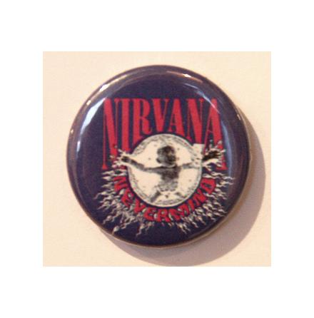 Nirvana - Nevermind - Badge