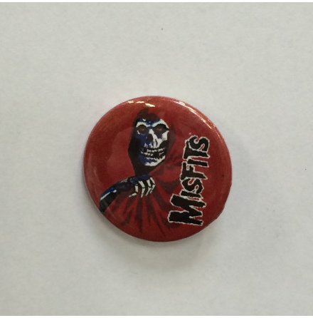 Misfits - Red Goul - Badge