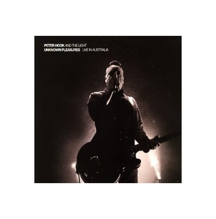 LP Peter Hook & The Light - Unknown Pleasures Live In Australia