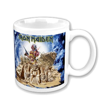 Iron Maiden - Somewhere Back In Time  - Mug