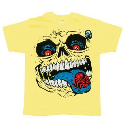 T-Shirt - Madballs Gul