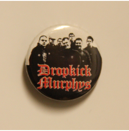 Badge - Dropkick Murphys