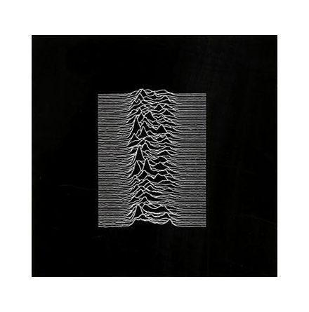 LP - Joy Division - Unknown  Pleasures