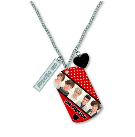 One Direction Tag Necklace: Phase 3