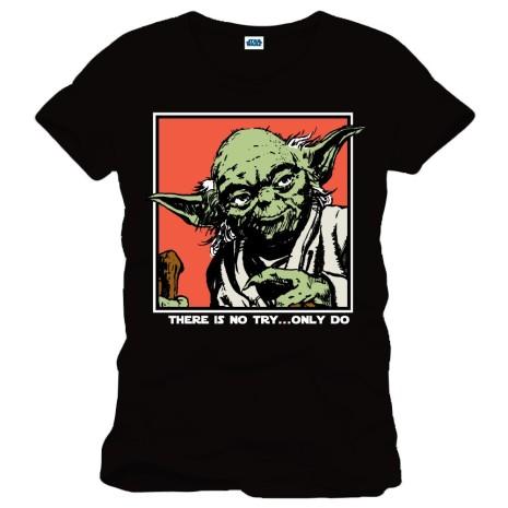 T-Shirt - Yoda Icon