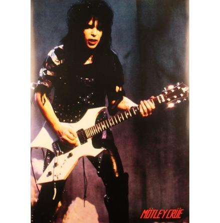 Poster - Mick Mars