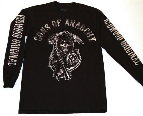 T-Shirt Long Sleeve - Fear The Reaper