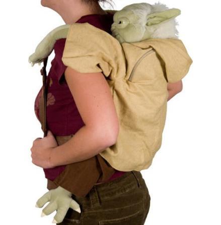 Star Wars Yoda Back Pack