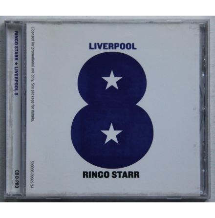 CD - Singel - Ringo Starr - Liverpool 8