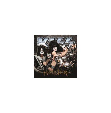 CD - Kiss - Monster - 3d Konvolut
