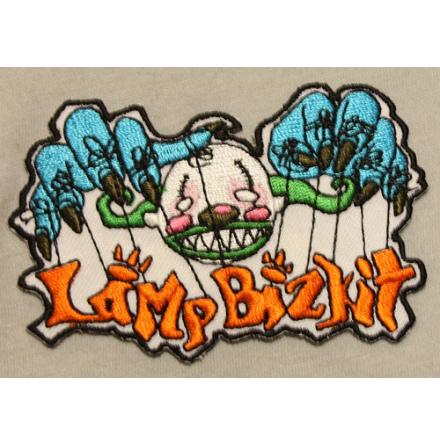 Limp Bizkit - Clown Puppet - Tygmärke