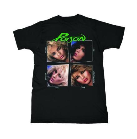 T-Shirt - Cat Dragged