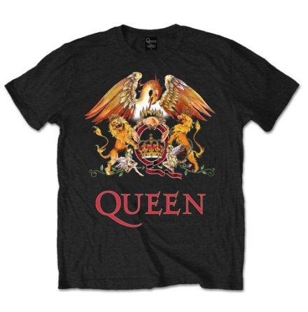 T-Shirt - Classic Crest