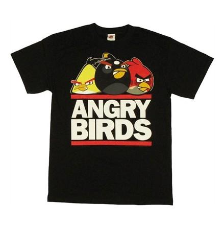 T-Shirt - Run Birds