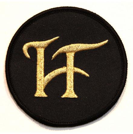 Hammerfall - Logo - Tygmärke