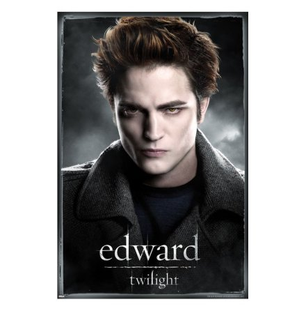 Poster - Twilight - Edward