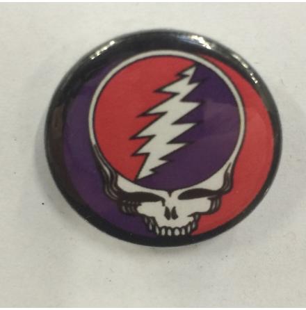 Gratefull Dead - Space - Badge