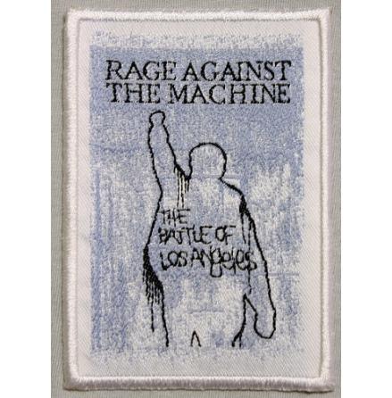 Rage Against The Machine - Battle of LA Tygmärke