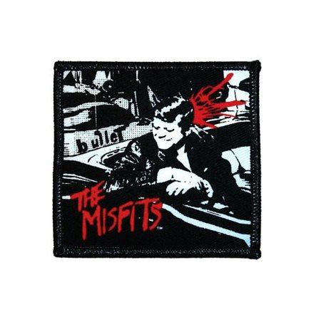 Misfits - Kennedy - Tygmärke
