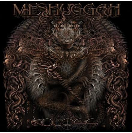 CD - Meshuggah - Koloss