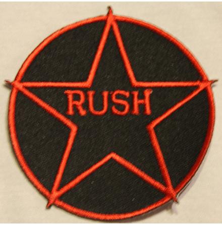 Rush - Tygmärke