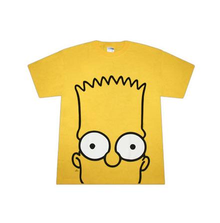 Barn T-Shirt - Bart Face