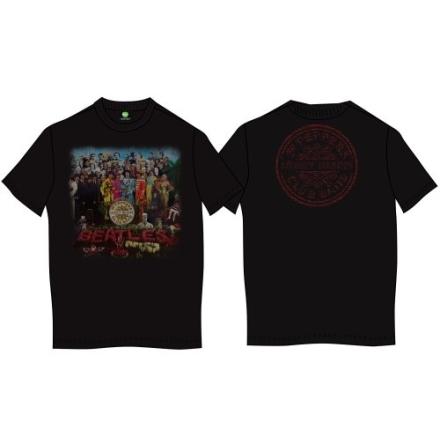 T-Shirt - Sgt Pepper