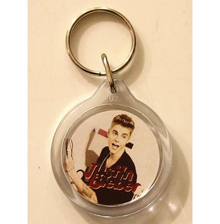 Justin Bieber - Sepia - Nyckelring