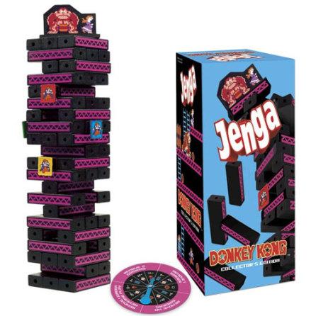 Jenga - Donky Kong