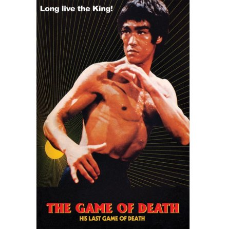 Game Of Death Sun - Poster