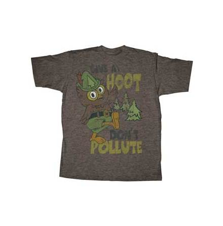 T-Shirt - Be Kind - Woodsy The Owl