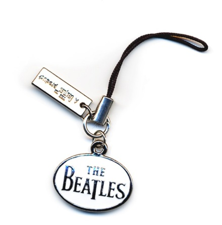 Beatles - Logo - Mobilsmycke