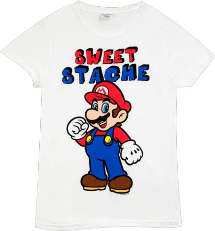 Dam Topp - Sweet Stache