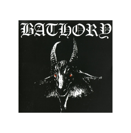 LP - Bathory - Bathory