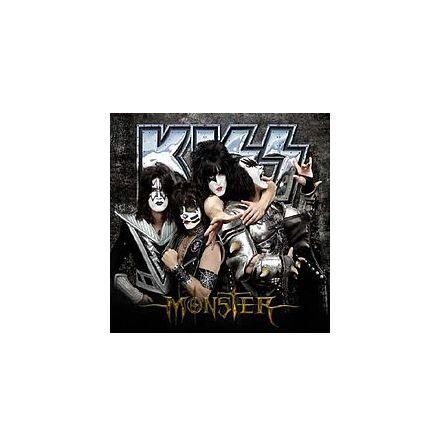 CD - Kiss - Monster