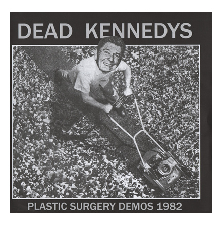 LP - Dead Kennedys - Plastic Surgery Demos 1982