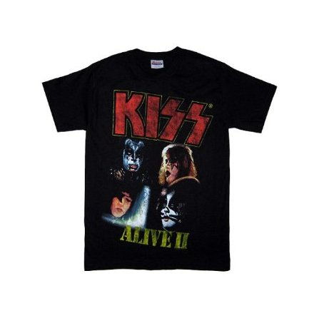 T-Shirt - Alive 2