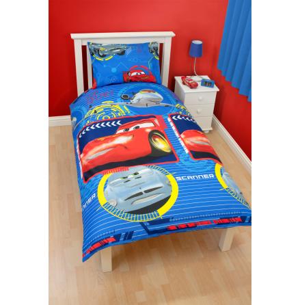 Cars - Spy - Bed Set