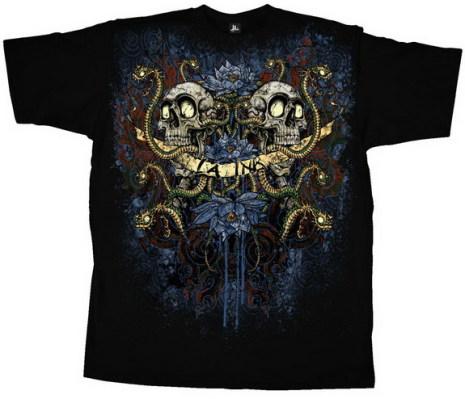 T-Shirt - Snakes