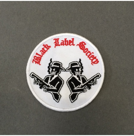 Black Label Society - Tygmärke