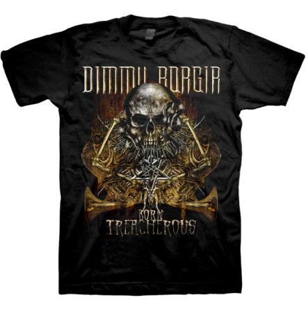 T-Shirt - Born Trecherous