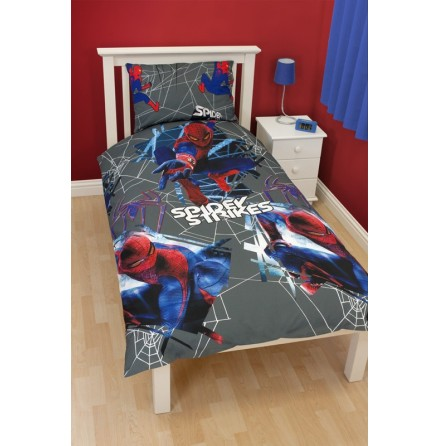 Spiderman - Single Bed Set