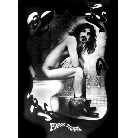 On Toilet Poster