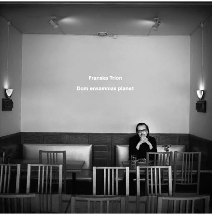 LP Franska Trion - Dom Ensammas Planet